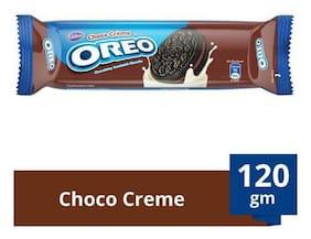 Cadbury Oreo Creme Biscuit Chocolate 120 Gm