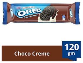 Cadbury Oreo Creme Biscuit Chocolate 120 g