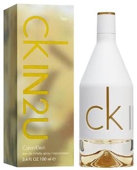Calvin Klein In2U Women 100 ml