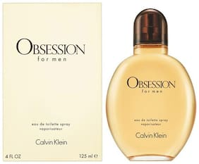 Calvin Klein Obsession 125 ml Men EDT