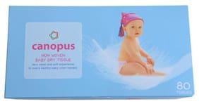 Canopus Baby Dry Tissue 80 Pulls