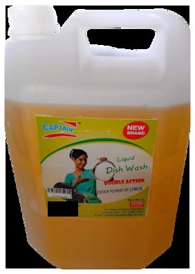 Captain Dishwash Liquid 5L
