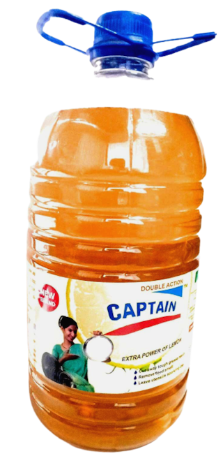Captain Dishwash Liquid 5L