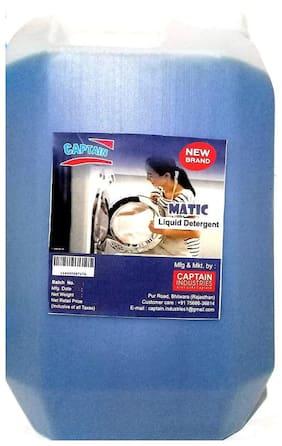 Captain Matic Liquid Detergent 5L