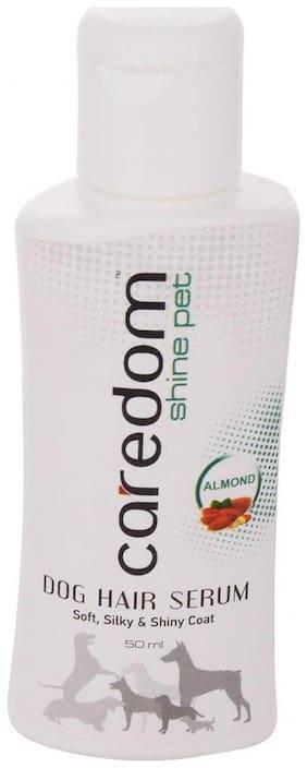 Caredom Shine Pet - Dog Hair Serum (Livon) For Soft, Silky & Shiny Coat (50 ml)