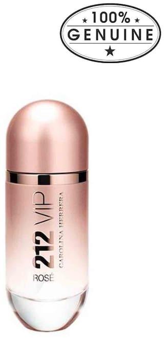 05afeaa51 Buy Carolina Herrera 212 VIP Rose Eau De Parfum Spray 80ml Online at ...