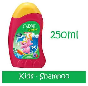 Carrie Junior Shampoo - Groovy Grapeberry 250 ml