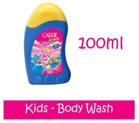 Carrie Junior Body Wash - Cheeky Cherry 100 ml
