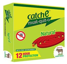 Catche Must-Quit-O - Mosquito Coil 150 gm