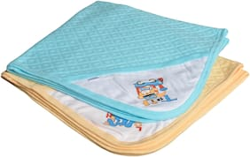 CATCUB Ultra Soft Cotton Baby Hooded Towel Combo -(Pack of 2) (CCT-01-05)