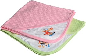 CATCUB Ultra Soft Cotton Baby Hooded Towel Combo -(Pack of 2) (CCT-02-04)