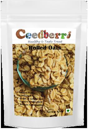 Ceedberri Rolled Oats 450g (Pack Of 1)