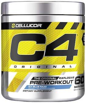 Cellucor C4 Original Preworkout 60 servings Icy Blue Razz 390g
