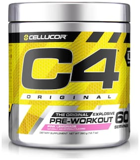 Cellucor C4 60 Servings Strawberry Margarita