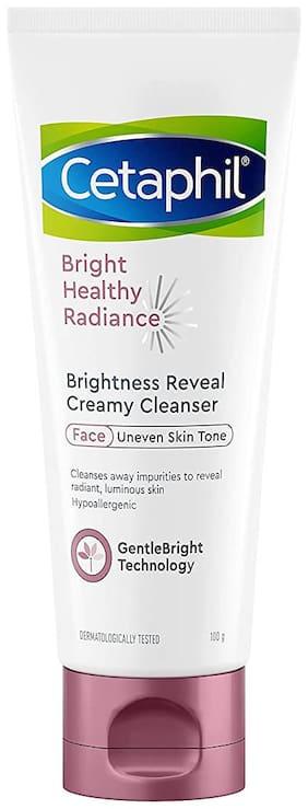 Cetalphil Bright Healthy Radiance-Brightness reveal Creamy Cleanser, 100 g