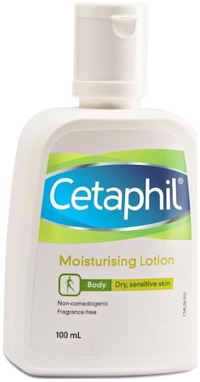 Cetaphil Moisturizing Lotion 100 ml(By Nestle Skin Health)
