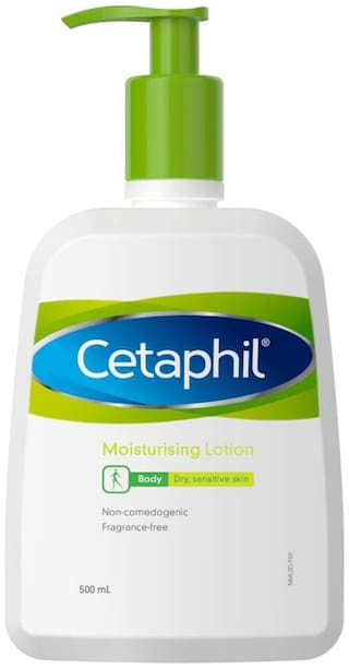Cetaphil Moisturising Lotion 500ml (By Nestle Skin Health) (Pack ok of 1)
