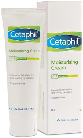 Cetaphil Moisturizing Cream 80 gm(By Nestle Skin Health)