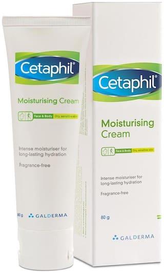 Cetaphil Moisturizing Cream 80 g(By Nestle Skin Health)