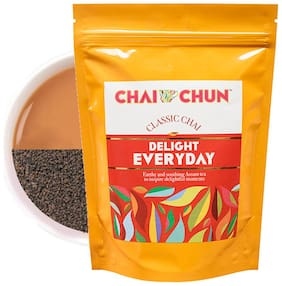 ChaiChun Delight Everyday Classic Chai 250g (Pack of 1)