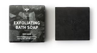 Charcoal Deep Cleansing Bath Soap By Bombay Shaving Company