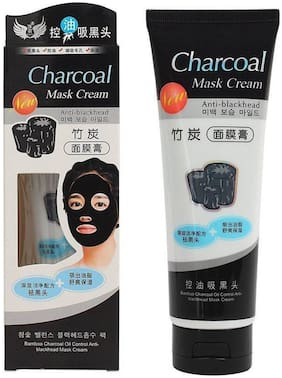 Charcoal Peel Off Mask | Skin DeTox, Deep Cleansing & Instant Glow 130g