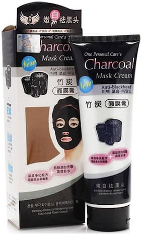 Charcoal Peel off Mask | Deep cleansing & Instant Glow |