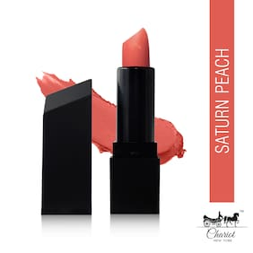 Chariot New York Saturn Peach Lipstick (Peach) 4g