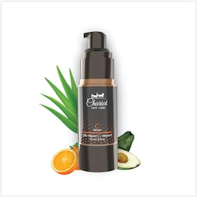 Chariot New York 20% Vitamin C Face Serum Nourished & Hydrates Non Greasy Anti Aging 30 ml