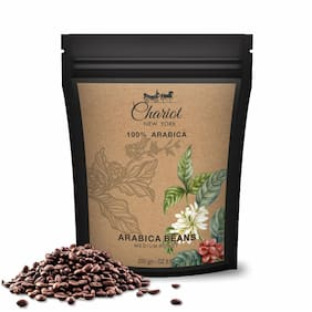 Chariot New York Arabica Coffee Beans 250g (Pack Of 1)