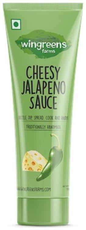 Wingreens Cheesy Jalapeno Sauce 100g