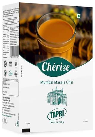 Cherise Instant Premix Tea Mumbai Masala Chai 23 g x 7 Sachets