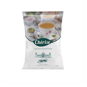 Cherise Premium Instant Premix Tea Calcutta Elaichi Chai with 100% Natural Ingredients 1 kg (Pack Of 1)