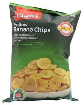 Chhedas Chips - Yellow Banana 170 g