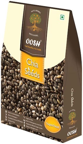 Oosh Chia Seeds 250 G 1Pc