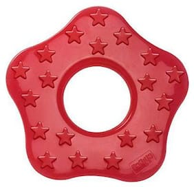 Chicco Baby Silicone Teethers Star 2 pcs