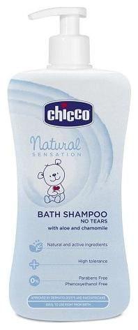 Chicco Natural Sensation Bath Shampoo 500 ml