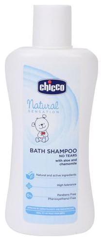 Chicco Shampoo - No Tears  Natural Sensation 200 ml