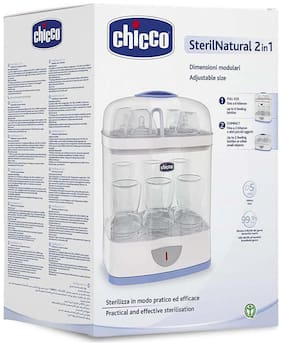 Chicco Steam Sterilizer 2 In 1