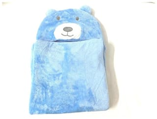 Childchic Baby Hooded Towel Cum Wrapper ( pack of 1 )