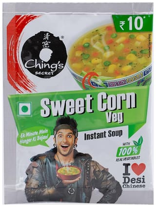 Ching'S Secret Instant Soup - Sweet Corn Veg 15 g