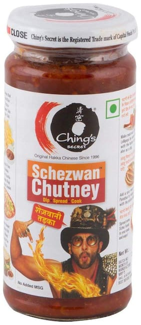 Chings Chutney - Schezwan 250 g