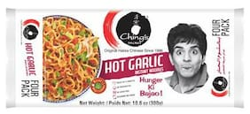 Chings Instant Noodles - Hot Garlic 240 g