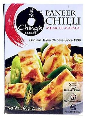 Chings Secret Masala - Paneer Chilli 60 g
