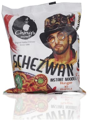 Chings Secret Instant Noodles Schezwan 60 g