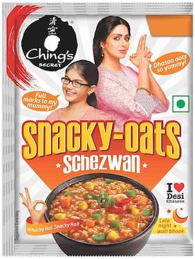 Chings Secret Snacky Oats Schezwan 25 g