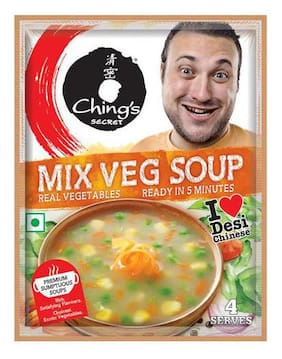 Chings Soup - Mix Veg 55 g