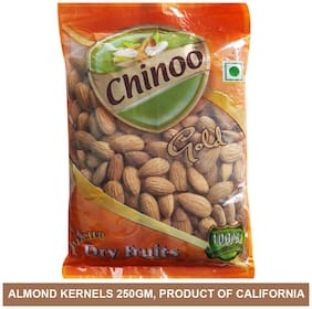 Chinoo California Almonds  250 gm