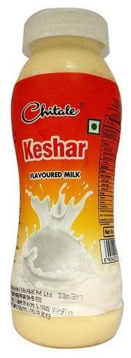 Chitale Flavoured Milk - Kesar 200ml