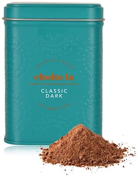 Chokola Drinking Chocolate Powder Signature Classic Dark Blend 250 Grams